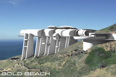 Gold Beach Residence