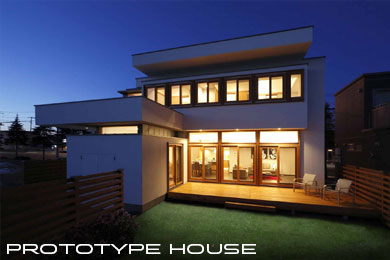 Prototype House