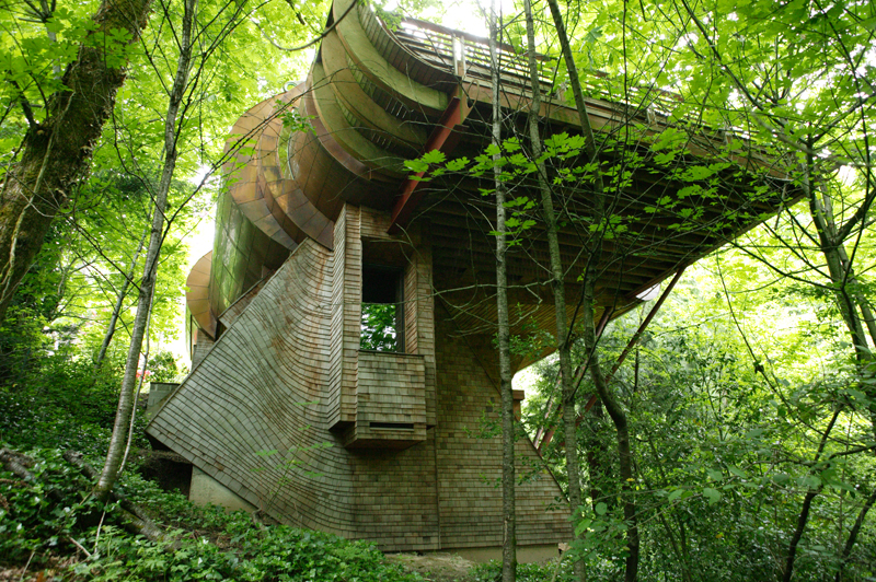 Wilkinson Residence - Strange Houses, Weird Houses, Unusual Houses & Homes from Around the World