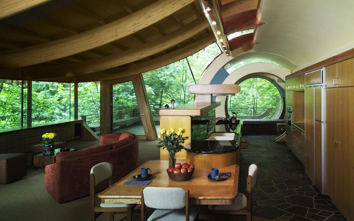Wilkinson Residence | Robert Harvey Oshatz | Organic Architect
